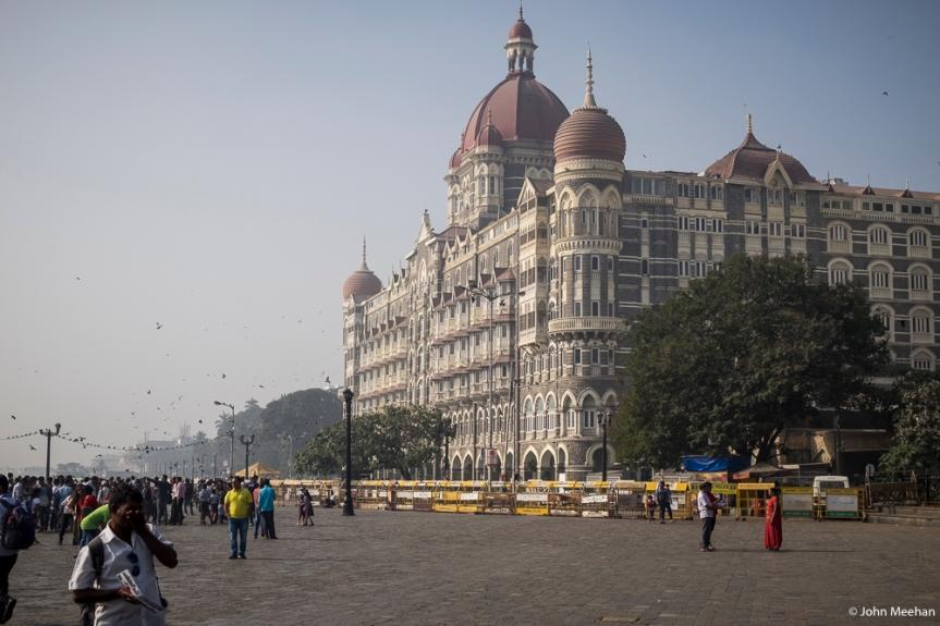 Image Taj Mahal Palace Hotel Mumbai