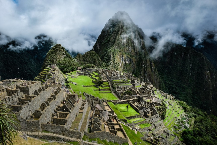 On the road again…on the Inca trail
